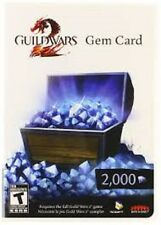 Guild Wars 2: GEM card-giochi per PC