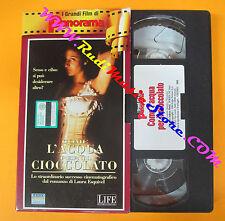 VHS film Come l'acqua per il cioccolato Alfonso Arau PANORAMA (F109) no dvd