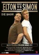 ELTON VS. SIMON DIE SHOW 3 DVD BOX NEUWARE