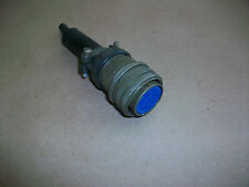 Amphenol MS Military Connector 9706   MS3106A20-7S      8 POLE     USED
