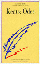 John Keats: Odes (Casebooks Series), , Good Condition Book