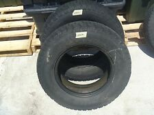 Great Used Sport King A/T Steel Radial Tires 225/75R16 Off Road Tires  80292