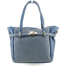Melie Bianco Miranda Women Blue Shoulder Bag
