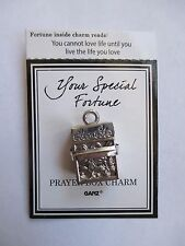d you cannot love life until Live the YOUR SPECIAL FORTUNE Prayer Box Charm Ganz