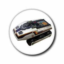 Magneclix magnetic interchangeable design - Big Trak -80's Retro