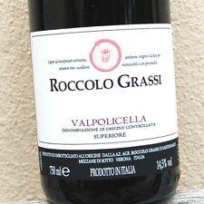 6 BT VALPOLICELLA SUPERIORE 2011 - ROCCOLO GRASSI