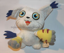 "2000 Banpresto Digimon Gatomon Cat 6"" Inch Plush w/ Tag Japanese Japan"
