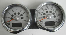 Genuine Used MINI Dual Rev Counter Speedo Clocks for R50 R52 R53 - 6966499 #1
