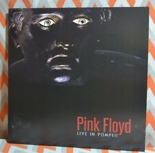 PINK FLOYD - Live at Pompeii 1972, Limited Import 2XLP COLORED VINYL New!