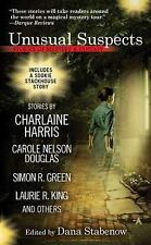 Unusual Suspects: Stories of Mystery & Fantasy-ExLibrary