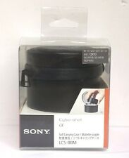 Sony LCS-BBM Soft Carrying Case for DSC-QX10