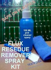 Soldering & De-Soldering Liquid spray  Flux & Cleaner  best Quality SMT SMD DIP