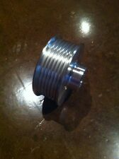"""2.70"""" 7 rib Supercharger PULLEY for VORTECH 20mm bore, POWERDYNE, SCORPION VW"""