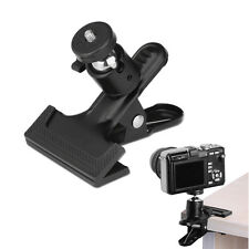 NEEWER Adjustable Digital Video Camera Clip with Ball Head Camera Mount USA