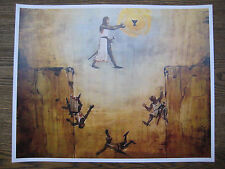 """Indiana Jones & the Last Crusade - Leap of Faith Poster 11"""" x 14"""" Poster  Print"""