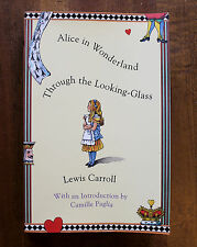 Alice In Wonderland Through the Looking-Glass by Lewis Carroll 1994 paperback