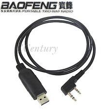 USB Programming Cable for BAOFENG UV5R Plus UV5RA Plus UV-B5 UV82 L UV-B6 A006