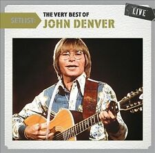 Setlist: The Very Best of John Denver Live, New Music