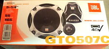 "NEW JBL Grand Touring GTO507C 2-Way 5.25"" Component Car Audio Speakers"