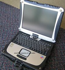 PANASONIC TOUGHBOOK CF-18 CF18 WiFi TOUCHSCREEN TACTILE