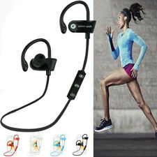 Bluetooth Wireless Headset Sports Stereo Earphone Headphone FOR cellphone CHI
