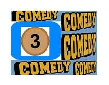 comedy 3 135 British Comedy Classics On One Audio DVD (on mp3)