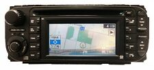 Chrysler Jeep Dodge GPS Navigation RDS Radio CD Player RB1 04 05 06 07