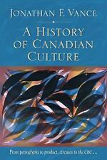 A History of Canadian Culture-ExLibrary
