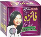 Original Faiza Beauty Face Cream/Soap Cleans Pimples Wrinkles Marks,Dark Circles