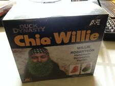 Duck Dynasty Chia Pet Willie Robertson! From A&E TV Show dvd/blu-ray season NEW!