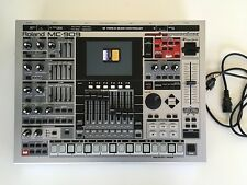 Roland MC909 Groovebox + 2 128mb SmartMedia Cards