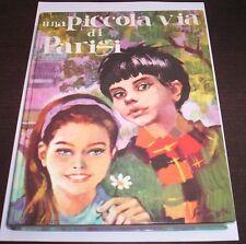 UNA PICCOLA VIA DI PARIGI Marcelle Verité 1964 Editrice La sorgente libro