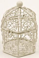Mini cage à oiseaux blanche - 52703 - Taille Unique - Port 0€ - Taille Unique