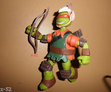 TMNT figure LARP MIKEY elf Robin Hood toy TEENAGE MUTANT NINJA TURTLES archer