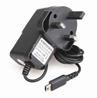 New 3 PIN AC Adapter UK IRL Travel Home Charger for Nintendo DS Lite NDSL #466