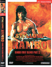 Rambo First Blood Part 2 - Sylvester Stallone  [ HD Picture 5.1 Sound ]