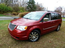 2009 Chrysler Town & Country Touring Limited 25th ANNIVERSARY 7-PASSENGER VAN