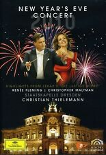 New Year's Eve Concert 2010 (2011, REGION 0 DVD New)
