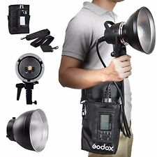 Godox AD-H600B Portable Off-Camera Flash Head + Bag for Godox AD600B/M Bowens