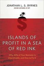 Islands of Profit in a Sea of Red Ink: Why 40% of Your Business is Unprofitable,