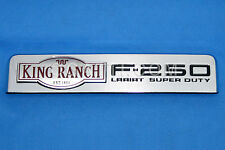 BRAND NEW OEM FORD F250 KING RANCH LARIAT SUPER DUTY 2008-2010 # 8C3Z-16720-E