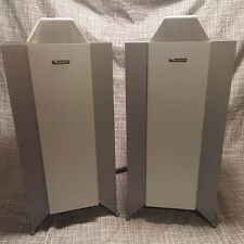 Pair Nakamichi SoundSpace 8 1/2 Home Theater System Subwoofer Speaker 5.1 Unit R