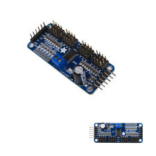 16 Channel 12-bit PWM Servo Motor Driver I2C Interface PCA9685 Board For Arduino