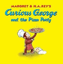 Curious George and the Pizza Party - Rey, H. A. - Paperback