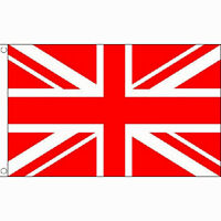 Union Jack Red Flag 5Ft X 3Ft Great Britain Uk Jubilee British Banner