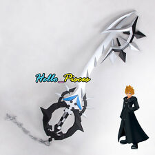 Exclusive Made Kingdom Hearts Roxas Two Across Keyblade PVC Weapon Cosplay Prop