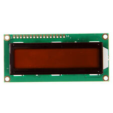 Geeetech orange backlight LCD 1602 16x2 Characters display for Arduino UNO