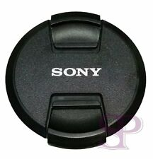 NEW 55mm Snap-On Front Lens Cap Cover for SONY Alpha NEX Camera ena