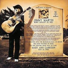 Jimmy Martin : Songs of a Free Born Man CD (2003)