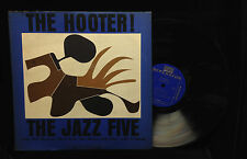 The Jazz Five-The Hooter!-Riverside 361-PROMO